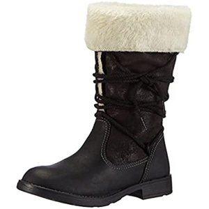 GEOX Girls Boots with Fur Jr Sofia